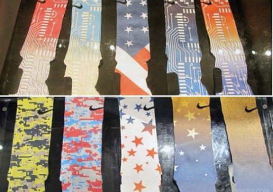 Nike Elite Basketball Sock Customization at 21 Mercer