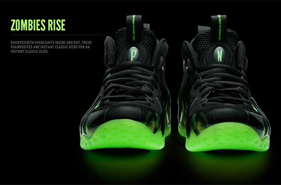 Nike Foamposite Paranorman