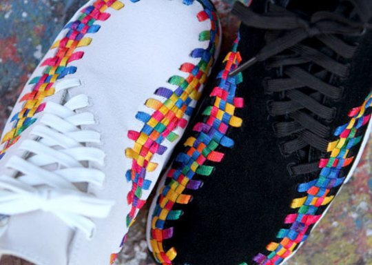 """Nike Footscape Woven Chukka Motion """"Rainbow"""" Pack – Updated Release Info"""