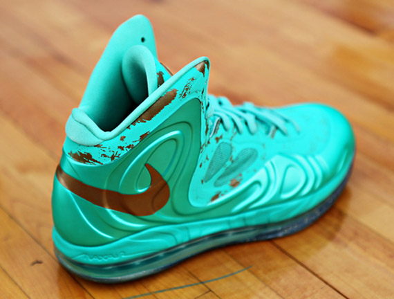 "buy popular 9acb2 cda6a Nike Hyperposite ""Statue Of Liberty"""