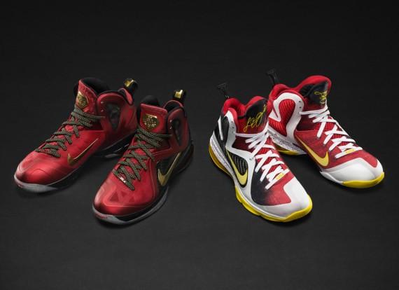 Nike LeBron 9 Championship Pack - SneakerNews.com