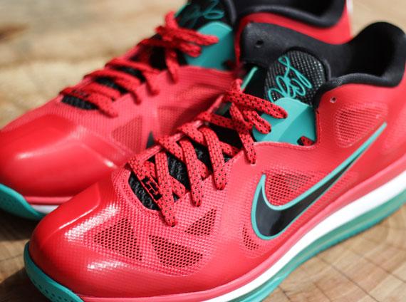 "fe6b01c8088 Nike LeBron 9 Low ""Liverpool"" – Arriving at Retailers"