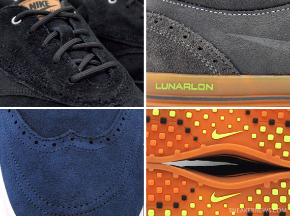 the latest e2dfa 05995 Nike Lunar Swingtip Suede
