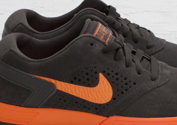 on sale Nike Paul Rodriguez 6 Midnight Fog Total Orange