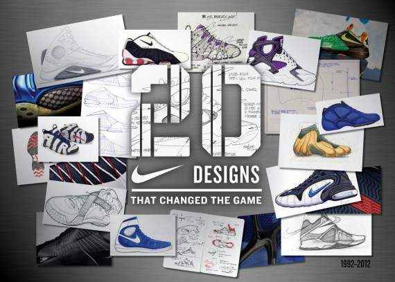 Nike Presents  20 Designs That Changed The Game - SneakerNews.com 7fa3f5fd3b46