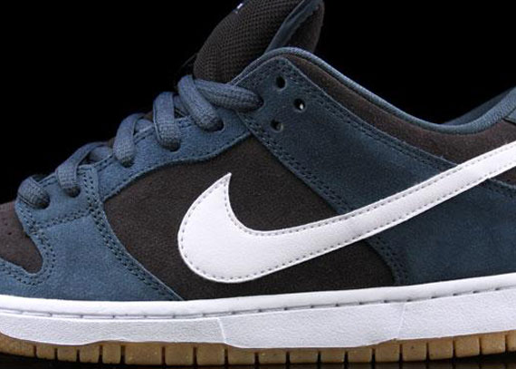 """save off d4722 291c4 Nike SB Dunk Low """"Slate Blue"""" – Available"""