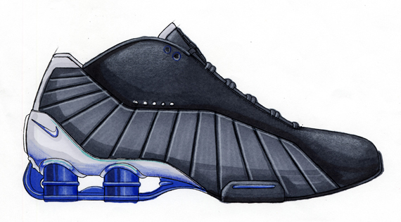 be028346f79 20 Years Of Nike Basketball Design  Shox BB4 (2000) - SneakerNews.com