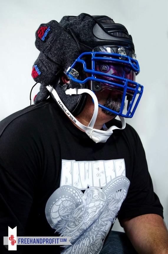 Nike Football Helmets