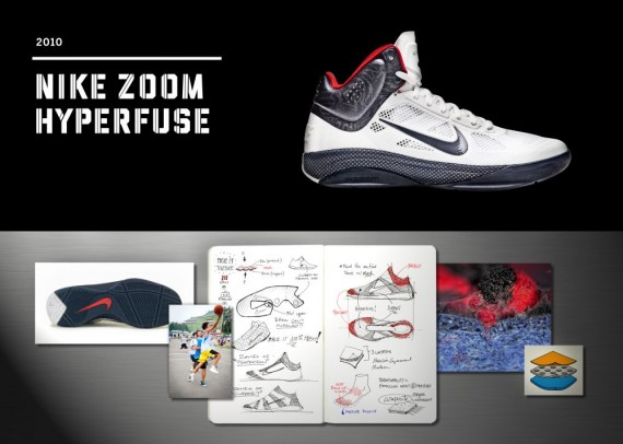 20 Years Of Nike Basketball Design: Zoom Hyperfuse (2010)