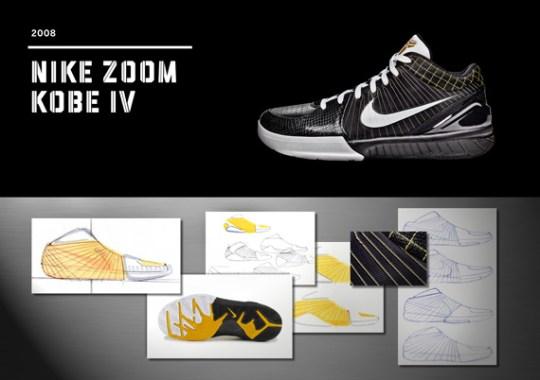 20 Years Of Nike Basketball Design: Zoom Kobe IV (2008)