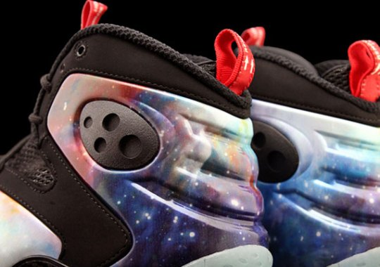 """Nike Zoom Rookie LWP """"Galaxy"""" – New Images"""