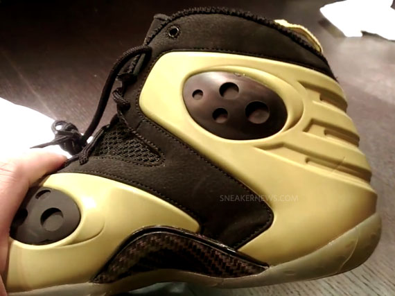 Nike Zoom Rookie Black Yellow Shoes