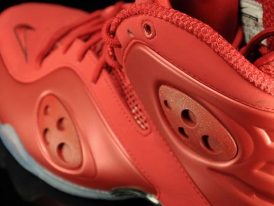 Nike Zoom Rookie – Varsity Red – Black – Tourmaline
