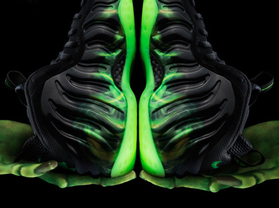 """new concept fbfb2 9b7d2 """"ParaNorman"""" Nike Air Foamposite One"""