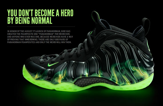 878bc40981c durable modeling How To Win The quot ParaNormanquot Foamposites ...