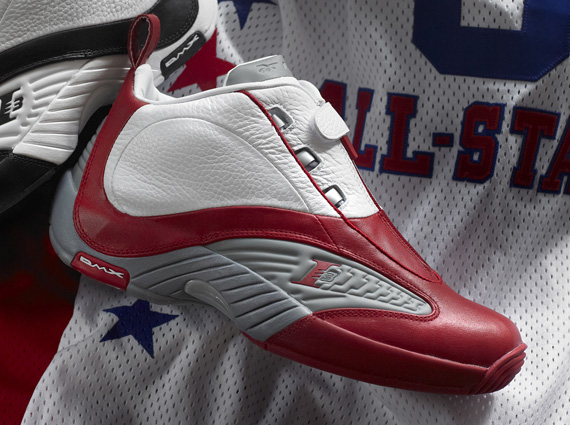 Reebok Answer IV - White - Red - SneakerNews.com