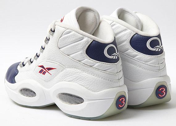 Reebok Question - OG White Pearlized Blue - SneakerNews.com db181c276
