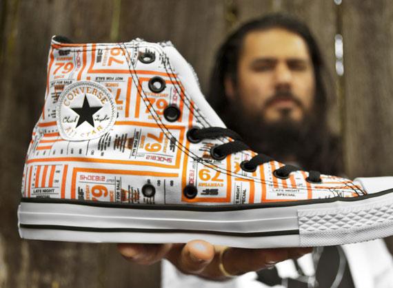 converse shoe store