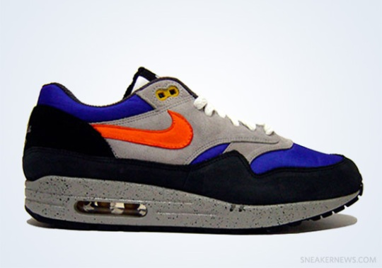 """Classics Revisited: Nike Air Max 1 """"Prefontaine/Skulls"""" (2007)"""