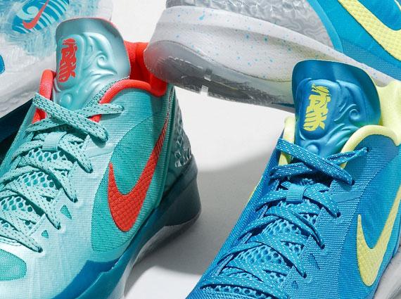"Nike Hyperdunk Low ""Son Of The Dragon"" - SneakerNews.com"