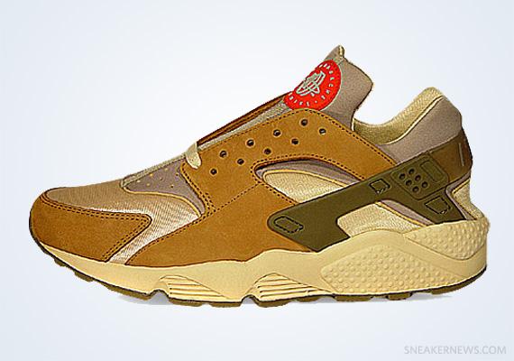 caa3d43c78c5 Stussy x Nike Air Huarache (2000)
