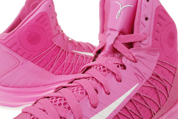 low priced dae5c 61afc Advertisement. Nike s Think Pink ...