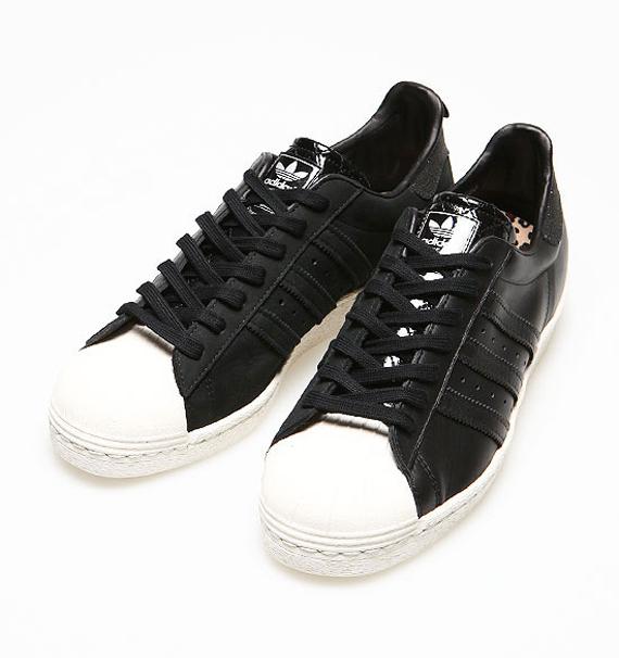 newest a01a7 9ef3f 85%OFF VANQUISH x adidas Originals Superstar 80s