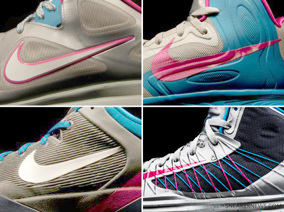 "official photos d7b31 2341a Nike Basketball ""WBF Fireberry"" Pack – Release Reminder"