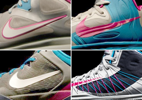"""Nike Basketball """"WBF Fireberry"""" Pack – Release Reminder"""