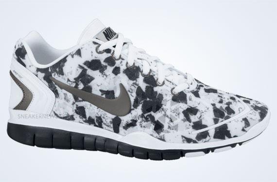 Nike Free Tr Fit 2 In Bianco E Nero 0pXke5C