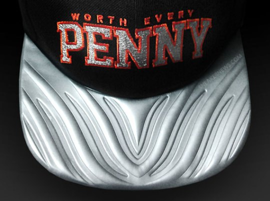 """Worth Every Penny"" Foamposite Hat by Rare Addiction"