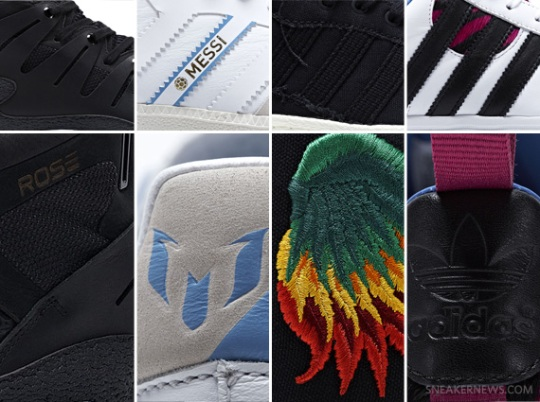 "adidas Originals ""The Legacy of Craftsmanship"" Collection"