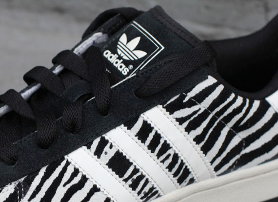 Adidas Superstar Zebra