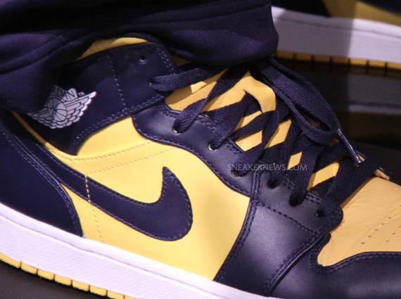 """best sneakers 96212 431b4 Air Jordan 1 Phat """"Marquette"""""""