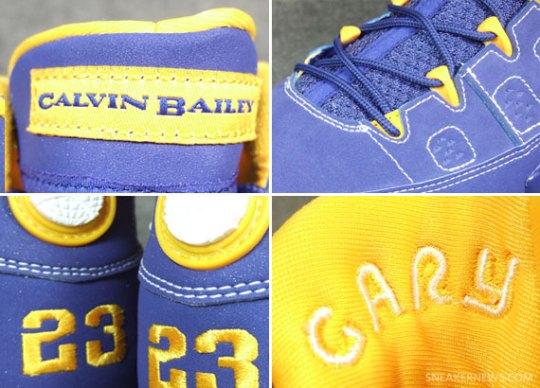 """Air Jordan 9 """"Calvin Bailey"""" – Detailed Images"""