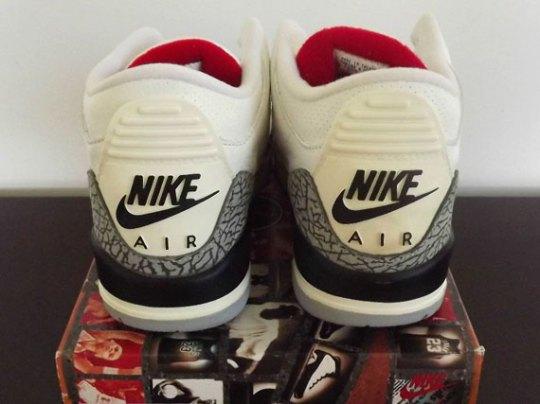 "Air Jordan III ""White/Cement"" – 1994 Retro on eBay"