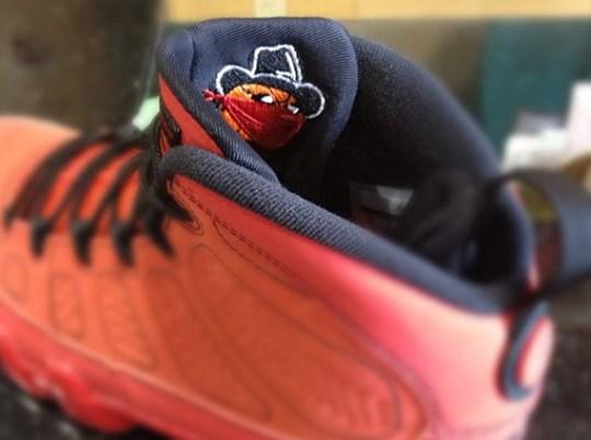 """Air Jordan IX """"Bandits"""""""