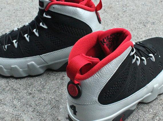 air jordan ix johnny kilroy sneakers