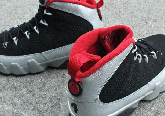"""Air Jordan IX """"Johnny Kilroy"""" – Arriving at Retailers"""