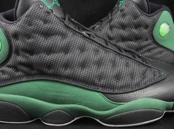sneakers for cheap ba6e2 30099 Air Jordan XIII – Ray Allen Celtics Away PE