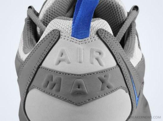 Nike Air Max Tailwind 96-12 – Grey – White – Game Royal