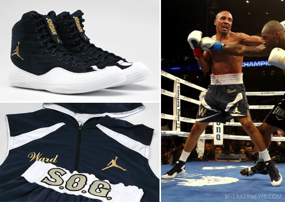Roy Jones Jr Nike Shoes