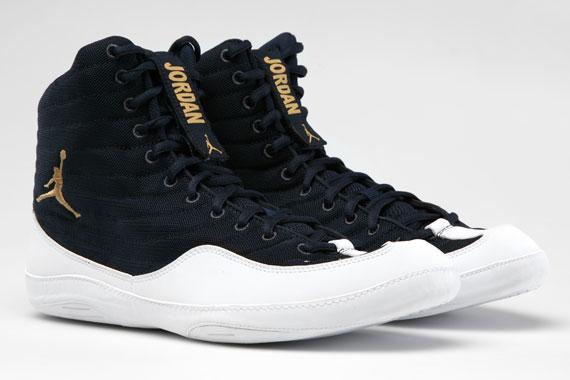Nike Air Jordan Roy Jones Jr Boxing Shoes