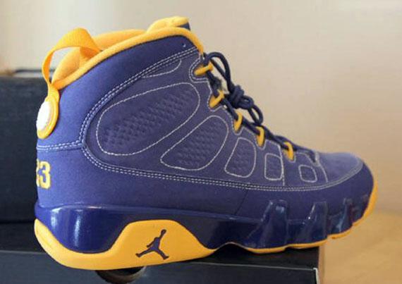 """Air Jordan 9 Calvin Bailey """"Calvin Bailey&qu..."""