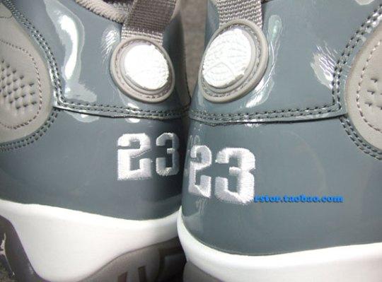 """""""Cool Grey"""" Air Jordan IX"""