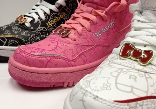 Hello Kitty x Reebok PT-20