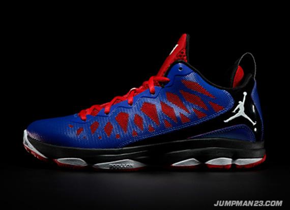 sports shoes 12563 4cbff Jordan CP3.VI October 2012 Colorways delicate