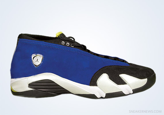 1999 Air Jordan 14 Faible Laney