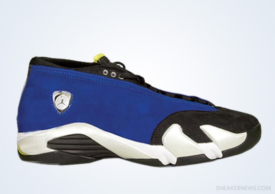 "Classics Revisited: Air Jordan XIV Low ""Laney"" (1999)"