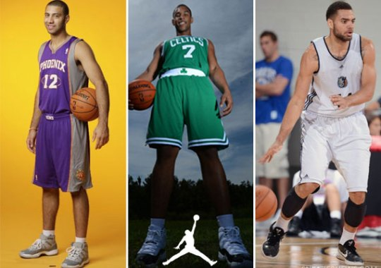 Kendall Marshall, Jared Sullinger, & Jeff Taylor Join Team Jordan